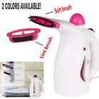 buy garment steamer - Portable Steamer Fabric Clothes Garment Steam Iron Hand Held Compact White