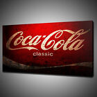 COCA COLA VINTAGE DESIGN CANVAS PICTURE PRINT WALL ART HOME DECOR FREE DELIVERY £18.61  on eBay