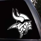 Minnesota Vikings Team Logo Car Window Truck Laptop Vinyl Decal Sticker $5.99 USD on eBay