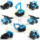 Play Truck Toy Set Construction Machine Children Excavator Dump Kids Miniature
