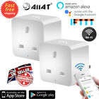AIIAT Intelligent Wifi Smart Plug Socket Timer Amazon Alexa Google Assistant