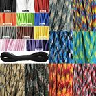 2017 550 Paracord Parachute Cord Lanyard Mil Spec Type III 7 Strand Core100FT XC