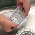 30X/pack 100X/pack Sink Drain Hole Trash Strainer Mesh Disposable Garbage Bag RS