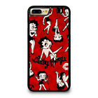 BETTY BOOP COLLAGE iPhone 4/4S 5/5S/SE 5C 6/6S 7 8 Plus X Case $15.9 USD on eBay