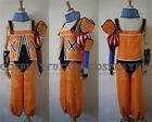 Anime Final Fantasy X FF10 Wakka Suit Cosplay Costume Pants Scarf Full Sets