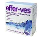 Effer-Ves Cleaning Tablets ~ for Retainer Invisalign Mouthguard Cleaner 32 Brite