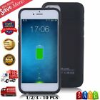 3000MAH POWER BANK Extraneous BACKUP BATTERY CHARGING CASE COVER APPLE IPHONE 7