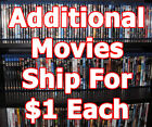 Disney - Dreamworks Kids / Family DVD movies. Combine Shipping & Save $$