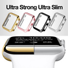 Wrist iWatch Band Strap Stainless Steel +Case Cover For Apple Watch Series 1/2/3 image
