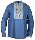 Внешний вид - Vyshyvanka Ukrainian Folk Traditional Shirt Men Made in Ukraine Вышиванка