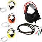Original G1000 3.5MM Wired USB 2.0 Gaming Headphone Noise Canceling Headset