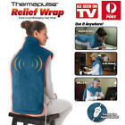 Pain Relief Wrap Extra-Long Massager Heat Wrap Muscle Neck Relief Pad LED CONR6