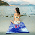 "27*57"" Cartoon Beach Towel Soft Microfiber Bath Towels Washcloth Children Gift"