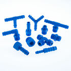 TEFEN Nylon Pipe Fitting Plastic Barbed Hose Tail Joiner Tubing