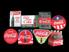 Coca-Cola Refrigerator Tin Metal Magnet Reproduction Vintage Sign  - BRAND NEW $4.5  on eBay