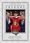 2018 NHL Draft First Round Phenoms Custom Cards DROPDOWN MENU OF ALL 31 PLAYERS
