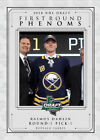 2018 NHL Draft First Round Phenoms Custom Cards DROPDOWN MENU OF ALL 31 PLAYERS on eBay