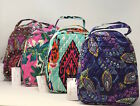 New Vera Bradley  LUNCH BUNCH Insulated School Work Bag Sack - Choose color