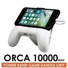 10000 mAh Power Bank Game Handle Grip with Kickstand Universal Fit to Smartphone