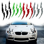 Universal Auto Car Headlight  Monster Claw Scratch Stripe Decor Sticker Decal $9.99 USD on eBay