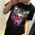 BNWT 100% AUTHENTIC KENZO 'Print 'Tiger T-shirt Black S,M,L