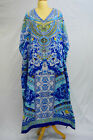 Free Size Kaftan Tunic Holiday Dress Beach Cover up fits upto S M L XL 1X 2X 3X! <br/> LARGEST COLLECTION AND LOWEST PRICE ON EBAY SAVE $$$$$$
