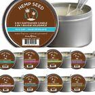 3 in 1 lubricant - Hemp Seed 3-IN-1 Massage Candle - 3 Kinds - 6 Oz - FREE SHIPPING