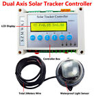 Solar Panel Tracking Track Single/Dual Axis Sun Tracker Controller +Relay Module