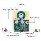 30s Recordable Music Sound Voice Module for DIY Card Music Box with Speaker+Mic
