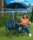Best Beach Chairs With Umbrellas - Double Chair with Cooler and Umbrella Home Garden Review