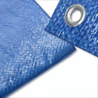 6 mil Light Duty Blue Temporary Tarp Roof Cover Tent Car Boat Cover (10% off 2+)