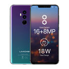 """Newest UMIDIGI Z2 6G+64G 4G Smartphone 6.2"""" Android 8.1 Octa Core Face ID Type-C"""