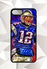 TOM BRADY NEW ENGLAND PATRIOTS IPHONE 5 6 7 8 X PLUS (US SELLER) CASE free ship $14.95 USD on eBay