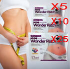 5-500 PCS Wonder Patch Belly Wing Korea Wonder Slimming Patch Burning Fat