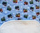 Flannel Burp Cloths Boy Contoured Large Soft Double Layer Mix Or Match Handmade