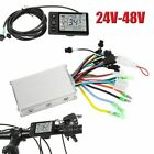24-48V Electric Bicycle E-bike Scooter Brushless Motor Speed Controller Durable