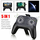 Phone Gaming Gamepad Controller Joystick 2 Cooler Power Bank For PUBG Fortnite
