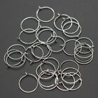 100 PCS Wine Glass Charm Rings/Earring Hoops Wedding Hot Party UK Seller