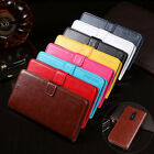 Shockproof Leather Flip Wallet Case Cover Für Umidigi A1 Pro/S2/Z2/G/One/One Pro