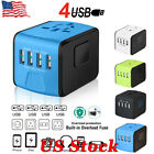 Travel Adapter Perfect Worldwide Travel Charging Solution for Family Friends