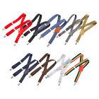 Elastic Suspenders Baby Toddler Kids Boys Girls Children 6 Mo - 5+ Y US Seller