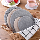 Nordic Style Cotton Dining Table Mat Coffee Cup Mug Coaster Heat Insulation Mats