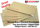 C6 A6 C5 A5 C4 A4 C3 A3 Board Backed Hard Card Posting Postal Mailing Envelopes