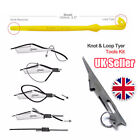 2 Pcs Tie Fast Nail Knot Tying Tool  Tyer Hook Tier for Fly Fishing Line  YP