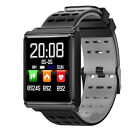 Touch Screen Bluetooth Wristband Smart Bracelet Fitness Tracker Smart Watch