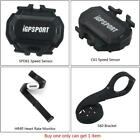 IGPSPORT ANT Cycling GPS Computer Cadence/Speed Sensor Heart Rate Monitor Mount