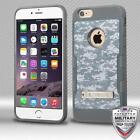 Camo TUFF Trooper Cover with Stand [Military-Grade Certified] -iPhone 6s