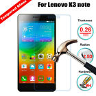 Gorilla Clear Tempered Glass Guard 9H Screen Protector For various Lenovo Phones