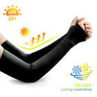 2/3/5x Arm Sleeves UV Cooling Warm Sleeves Cover Sun-Protection Men Women Youth