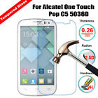 9H Premium Tempered Glass Screen Protector For Alcatel  Pixi / IDOL / POP Phones